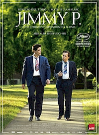 Jimmy P. film de Depleschin